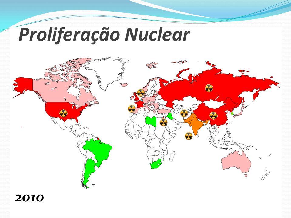 Proliferação Nuclear 2010