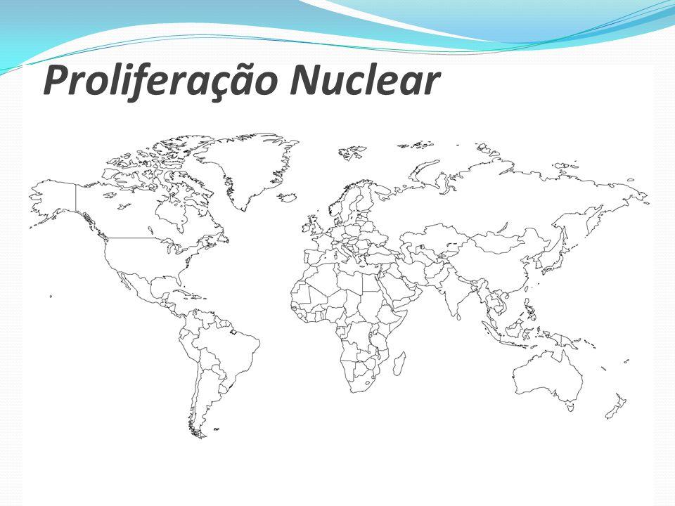 Proliferação Nuclear