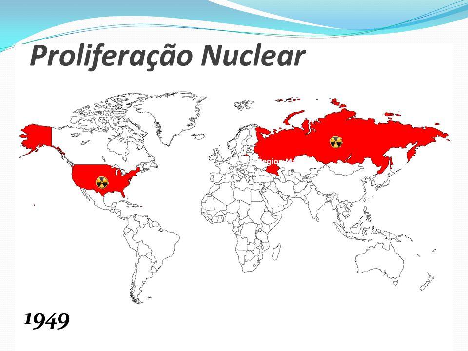 Proliferação Nuclear 1949