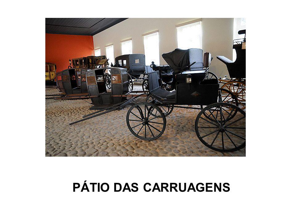 PÁTIO DAS CARRUAGENS