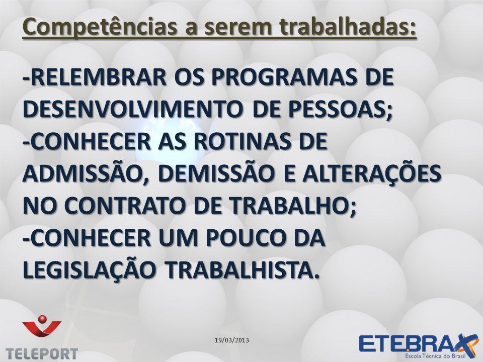 A partir de 1930 acontece a verdadeira Revolução Industrial no Brasil (O Estado Novo de Getúlio Vargas).