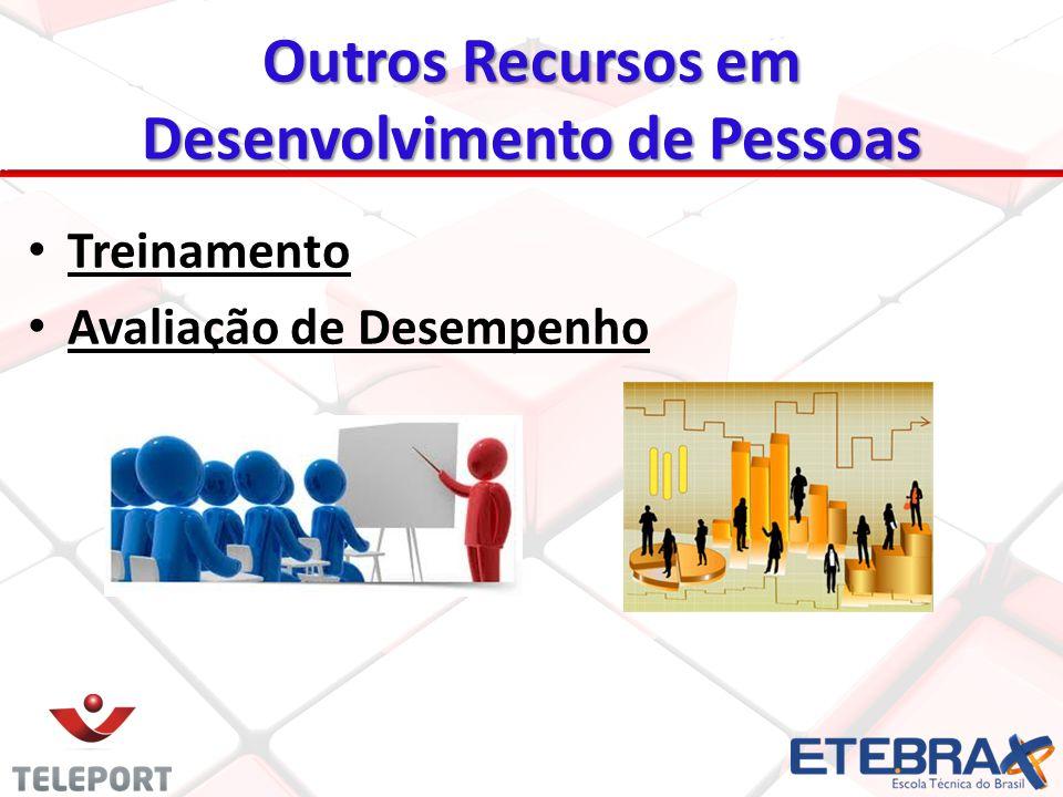 Outros Recursos em Desenvolvimento de Pessoas Treinamento Avaliação de Desempenho 15