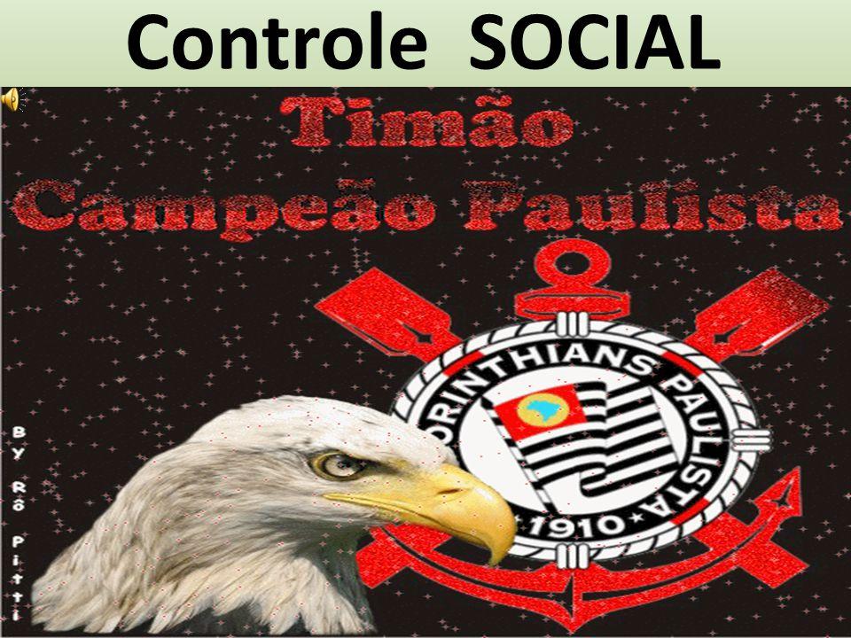 Controle SOCIAL A historia do controle social no Brasil é sinônimo de luta e empenho de representantes da sociedade que dedicam tempo, esforço e até m