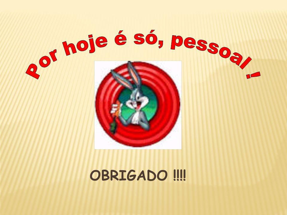 OBRIGADO !!!!