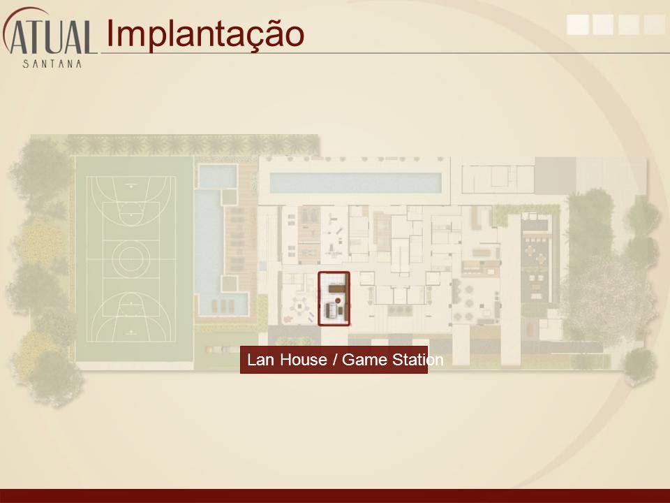 Implantação Lan House / Game Station