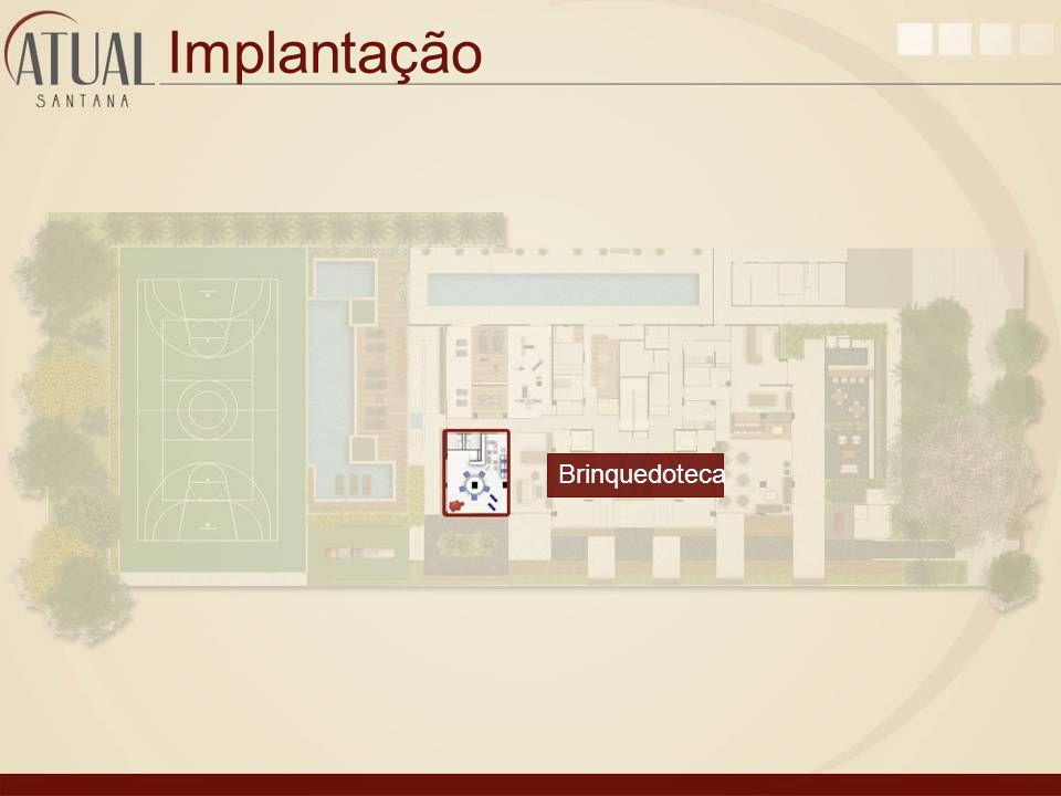 Implantação Brinquedoteca