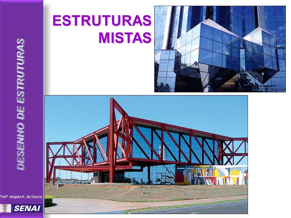 Profª. Angela A. de Souza ESTRUTURAS MISTAS MISTAS