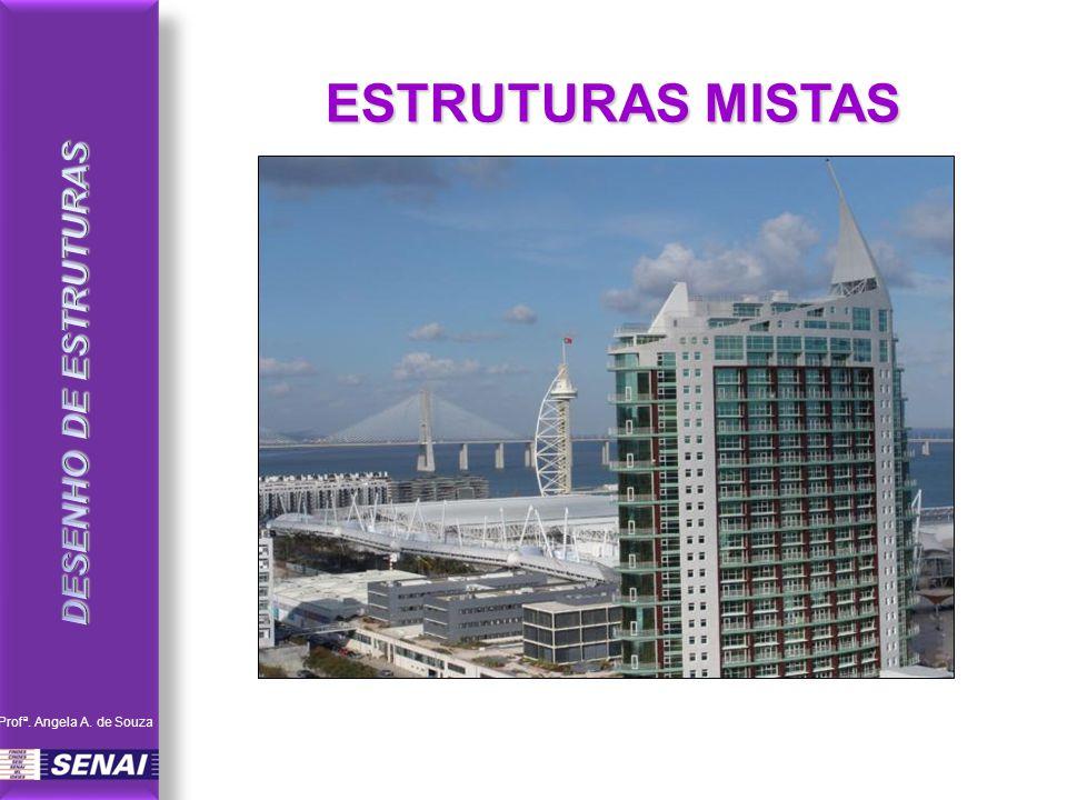Profª. Angela A. de Souza ESTRUTURAS MISTAS