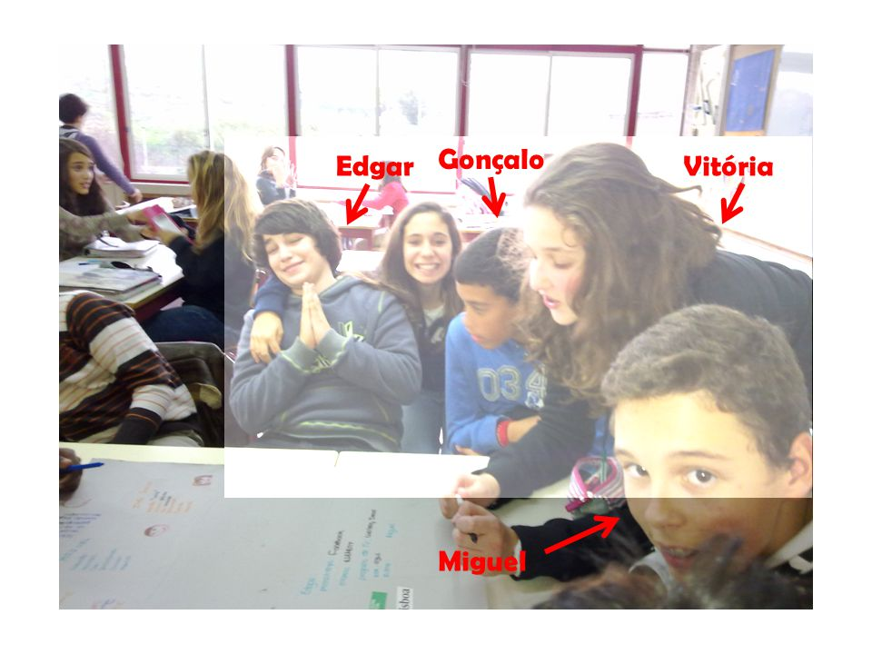 EdgarVitória Miguel Gonçalo