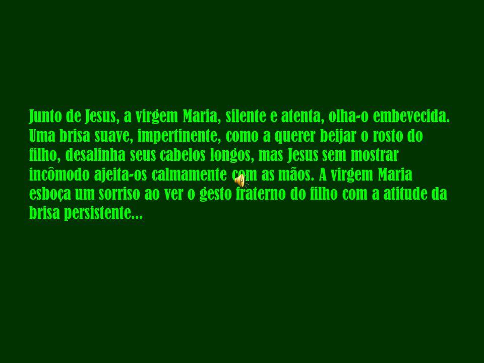Jesus inicia a falar: Bem-aventurados os humildes de espírito, porque deles é o Reino dos Céus!...
