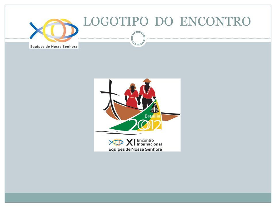 LOGOTIPO DO ENCONTRO