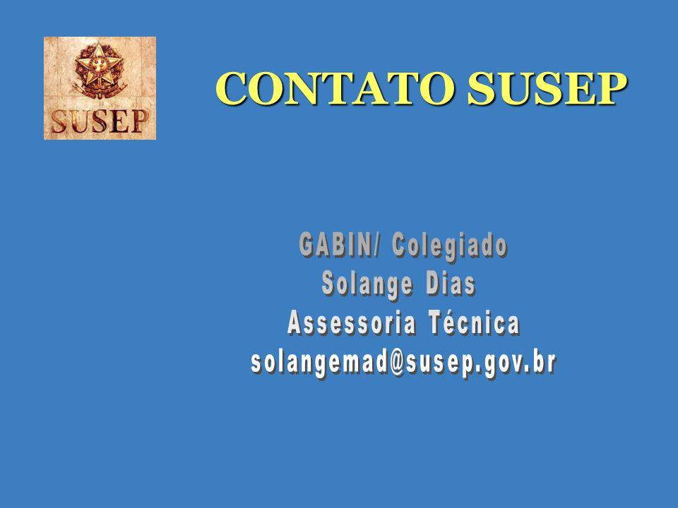 CONTATO SUSEP