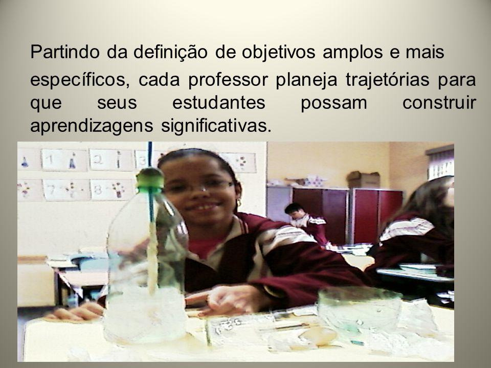 O Ensino de Ciências O que é ensinar ciência? 3