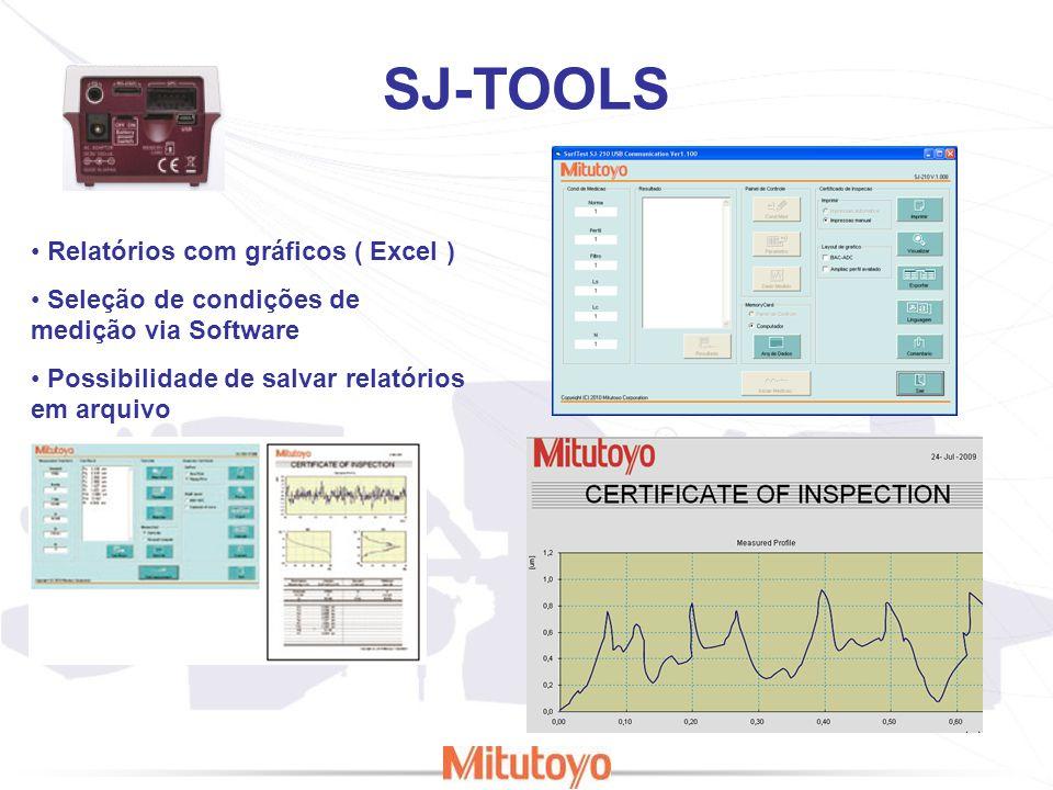 SJ Tools Instalação XP www.mitutoyo.com.br/softwares