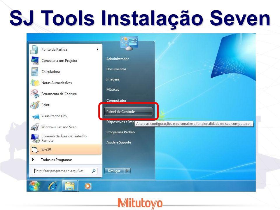 SJ Tools Instalação Seven