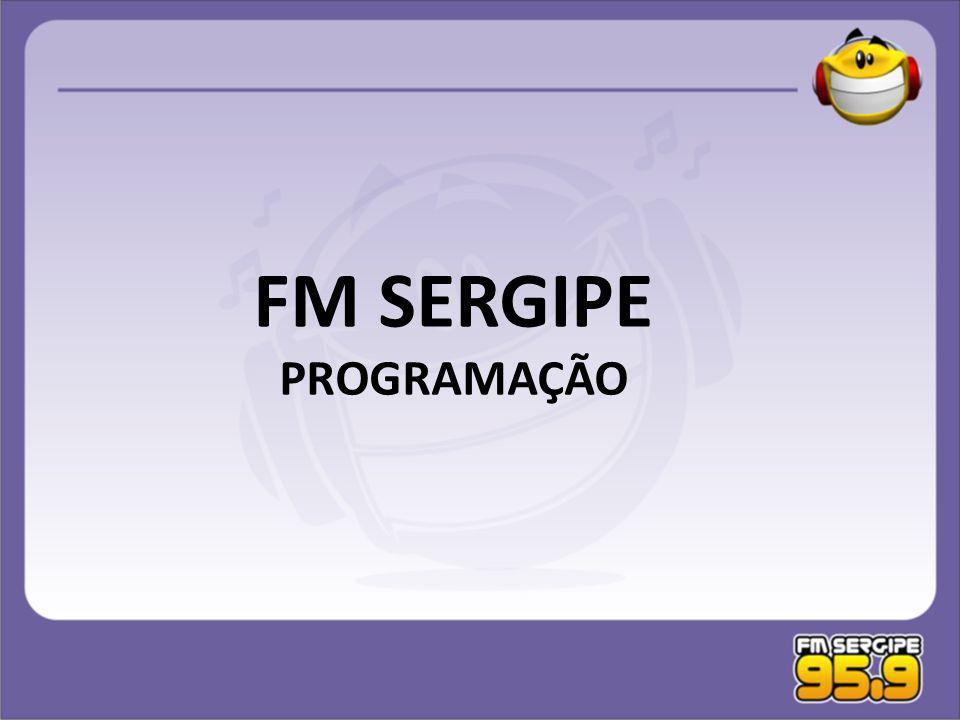 FM SERGIPE PROGRAMAÇÃO