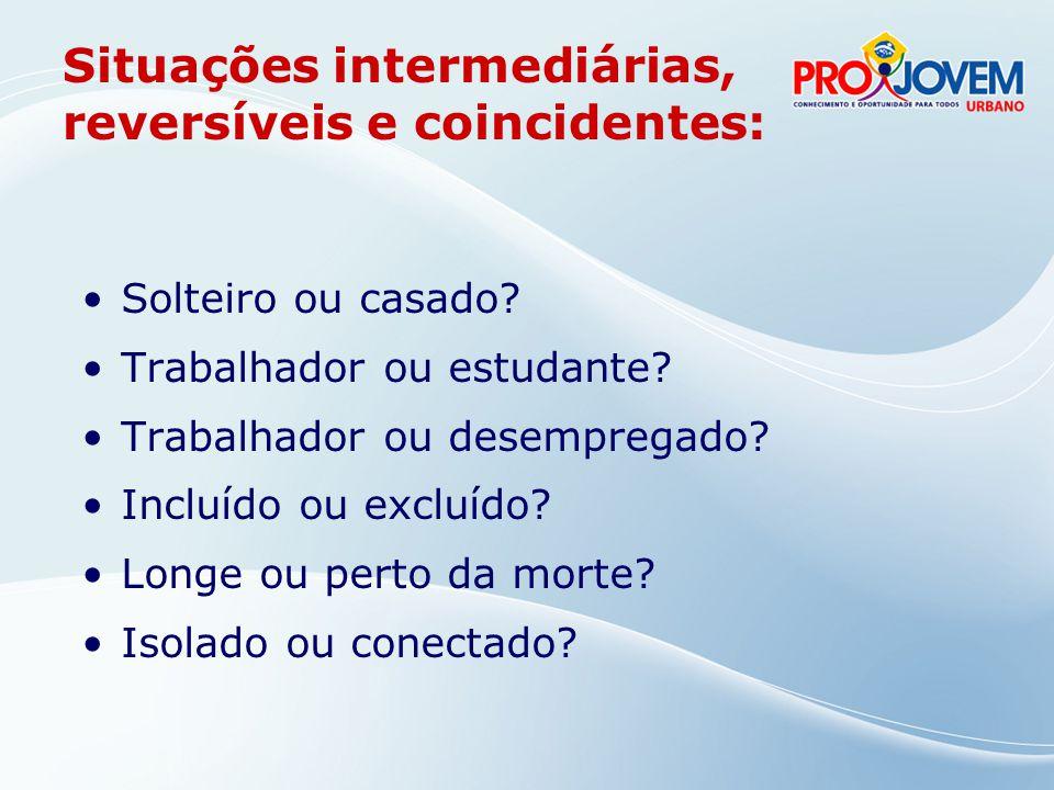 Nichos e temas atuais indutores da participação juvenil Demandas comuns.