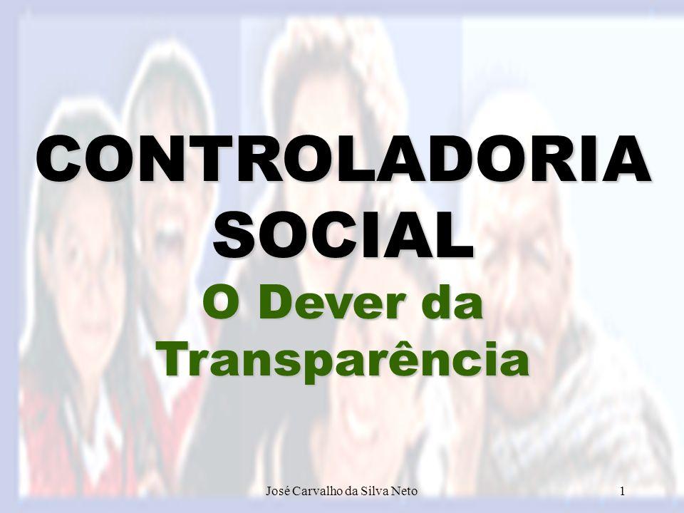 Prof. Carvalho Neto INSTRUMENTOS DA CONTROLADORIA CONTROLE