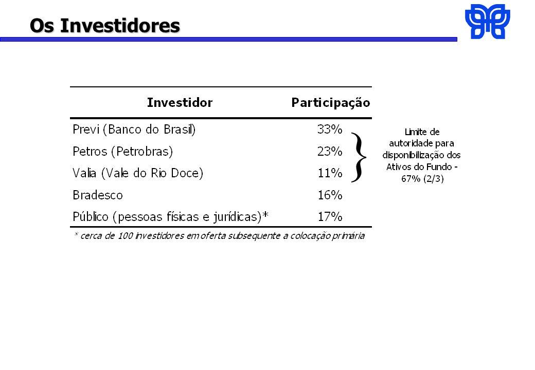 Os Investidores }