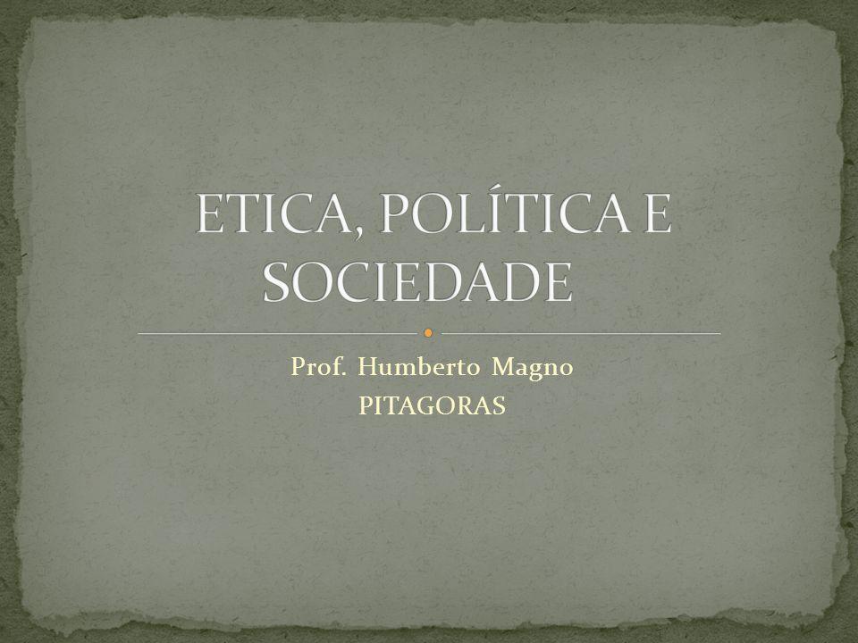 Prof. Humberto Magno PITAGORAS