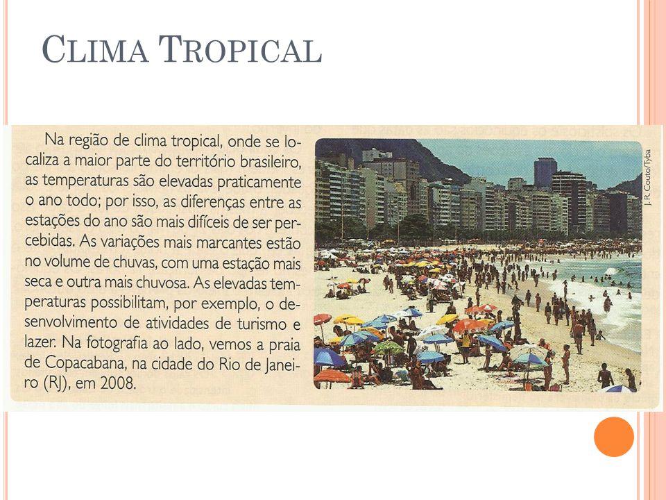 C LIMA F RIO OU P OLAR