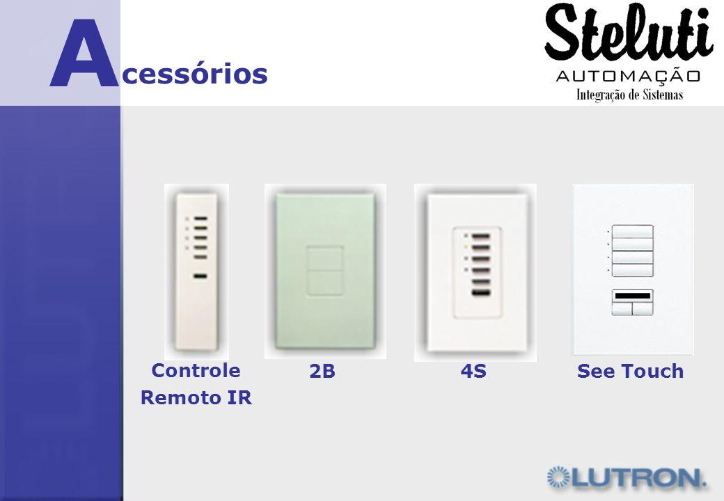 A cessórios Controle Remoto IR 4SSee Touch2B