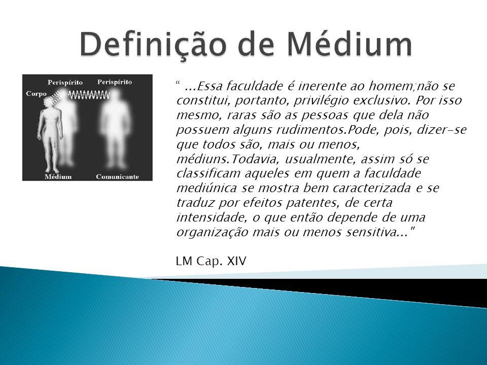 Médium Mecânico: o Espírito atua diretamente sobre a mão impulsionando-a.