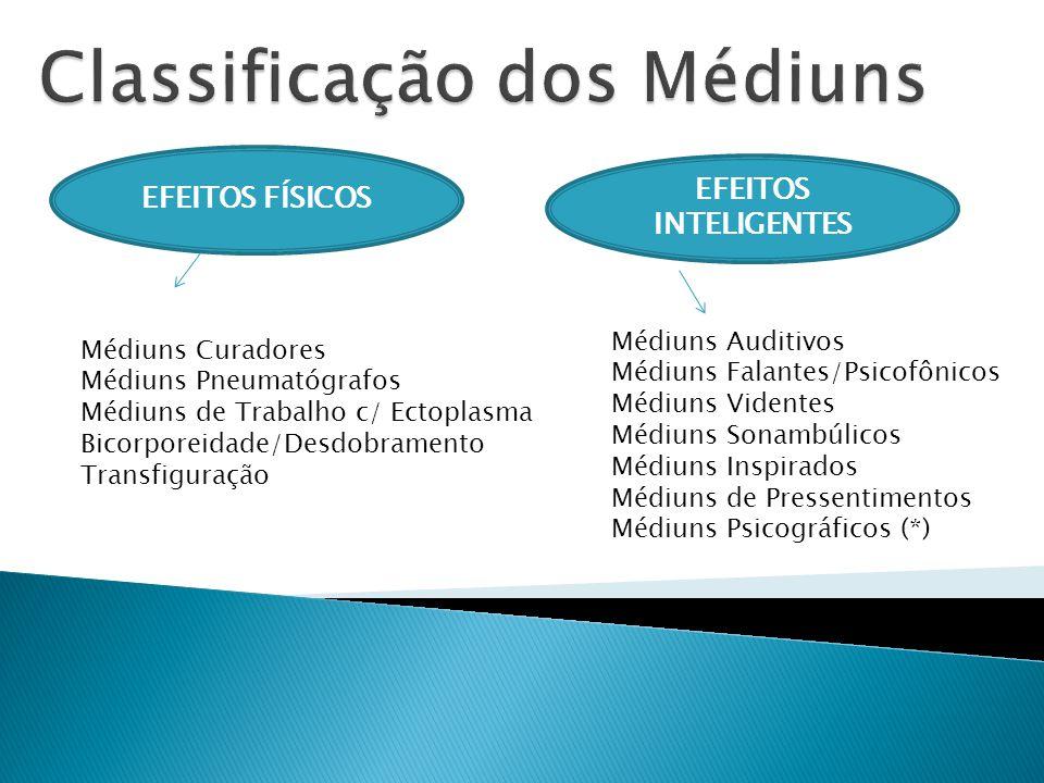 Curadores: curas de doenças diversas ** Ler LM Cap.