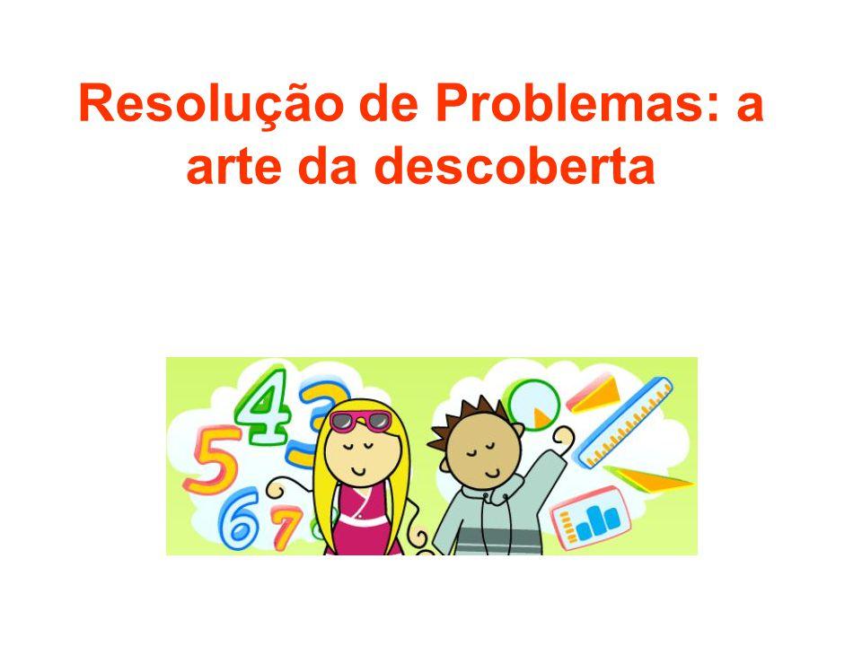 Resolução de Problemas Histórico: Resolver problemas é natural do ser humano desde os primórdios de nossa história.