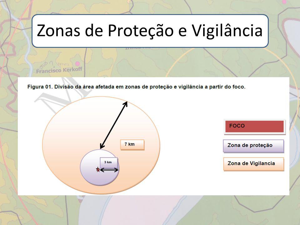 Zonas de Proteção e Vigilância