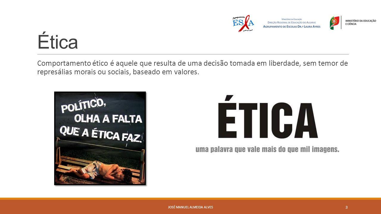 Valores e Ética Reflexão sobre o porquê de consideramos certas ou boas determinadas condutas.