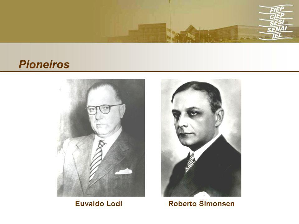 Pioneiros Euvaldo LodiRoberto Simonsen