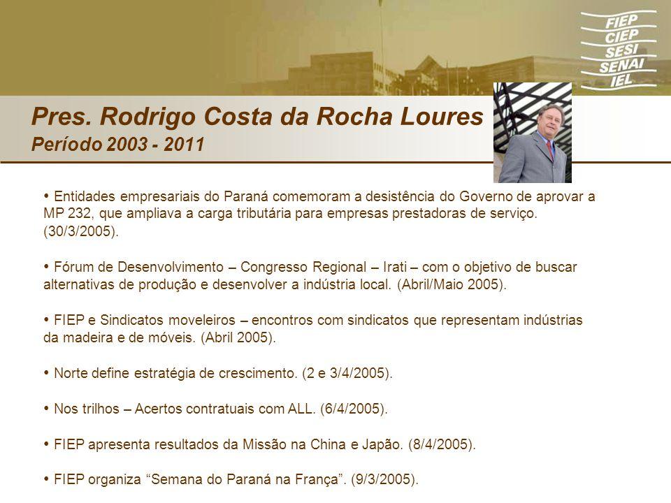 Entidades empresariais do Paraná comemoram a desistência do Governo de aprovar a MP 232, que ampliava a carga tributária para empresas prestadoras de