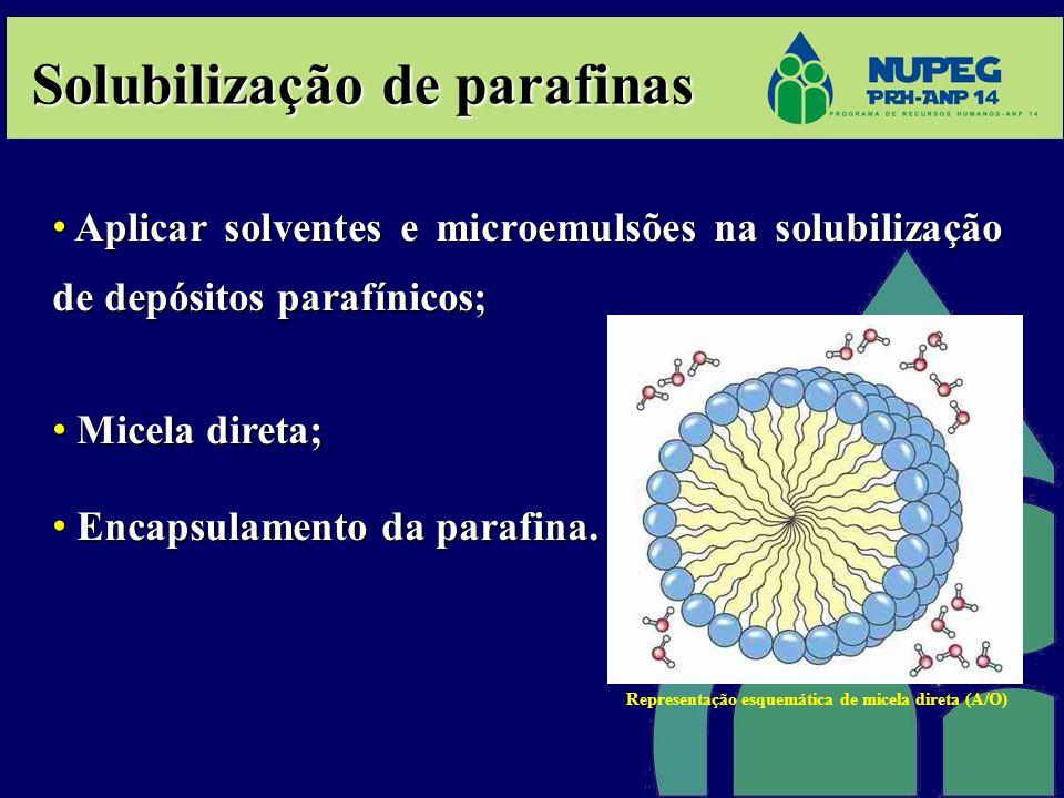 Metodologia Difusão da parafina Tensiômetro modelo K100C, Krüss.