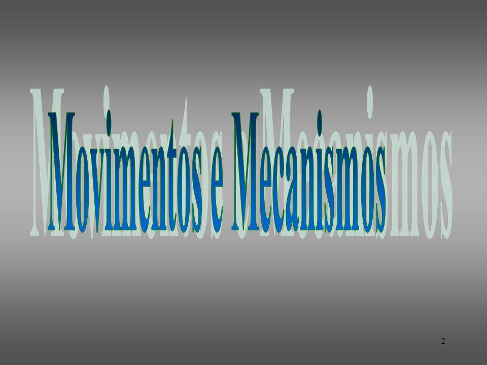 Mecânica Mecânica – É a parte da física que estuda as forças e os efeitos que produzem.