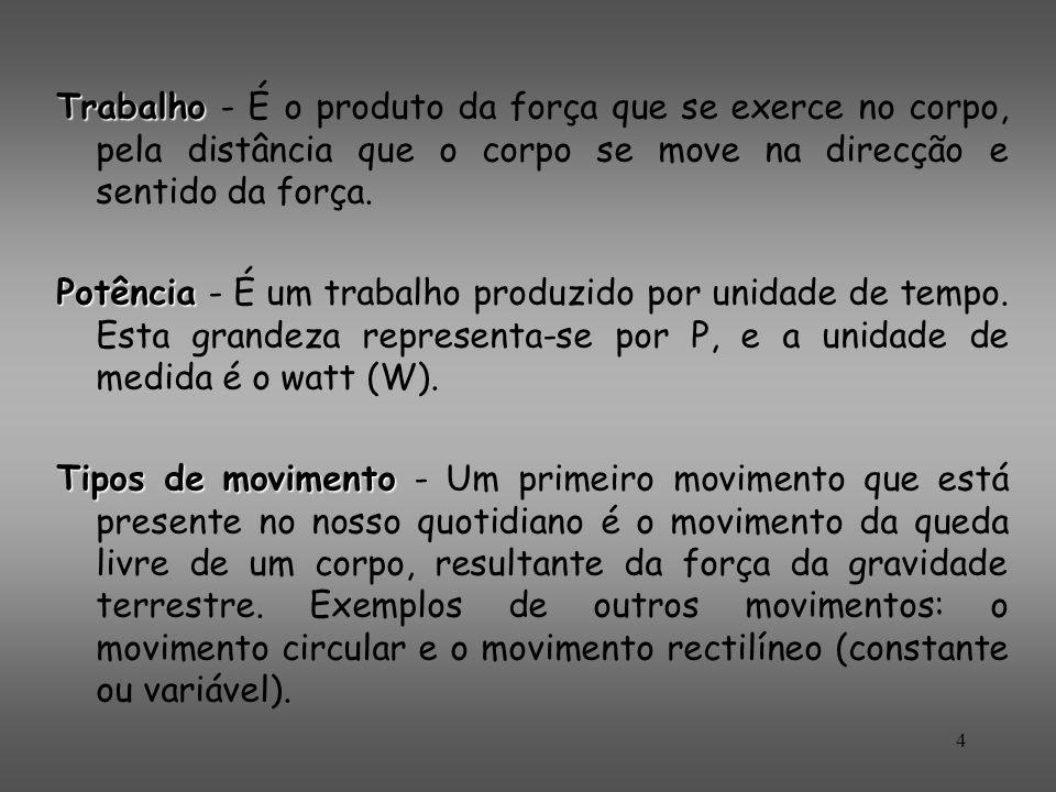Leis do Movimento 1ª Lei 1ª Lei - Todo o corpo permanece em estado de repouso ou com movimento rectilíneo uniforme, enquanto sobre ele não actuar qualquer força (lei da inércia).