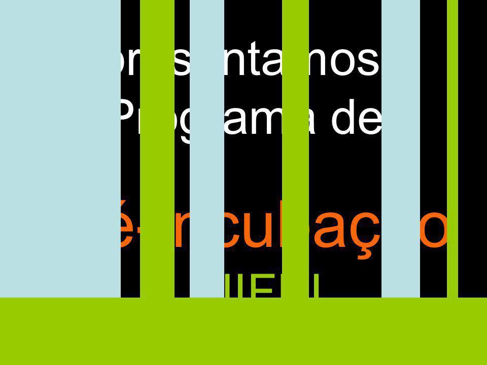Mais informações www.preincubacao.unifei.edu.br Ou nos procure pelo telefone 3629-1440 preincubacao@unifei.edu.br