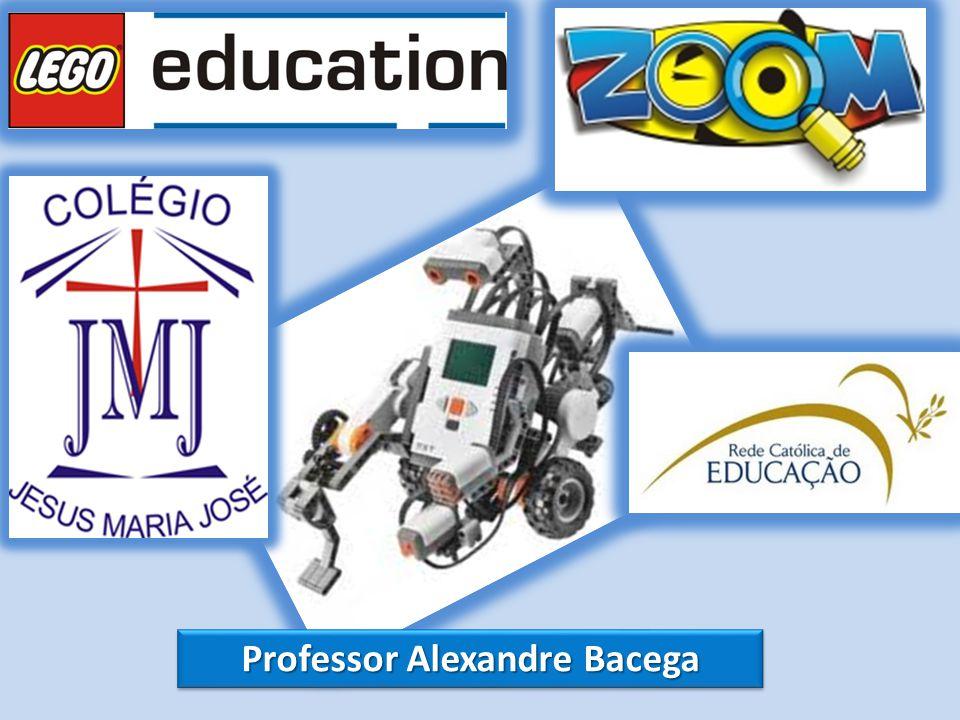 Professor Alexandre Bacega