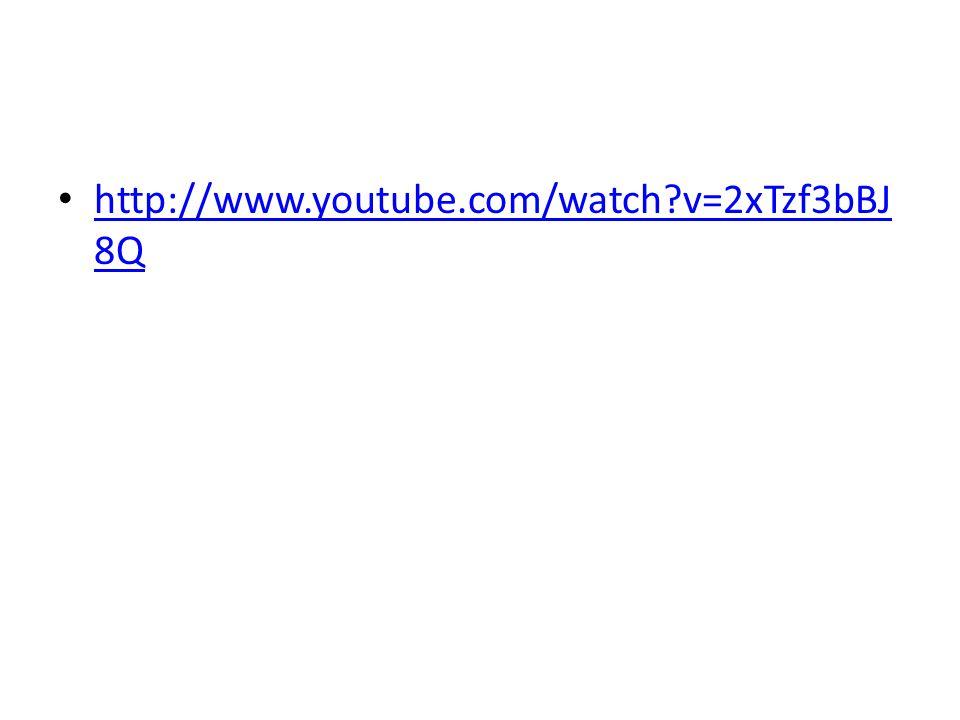 http://www.youtube.com/watch?v=2xTzf3bBJ 8Q http://www.youtube.com/watch?v=2xTzf3bBJ 8Q