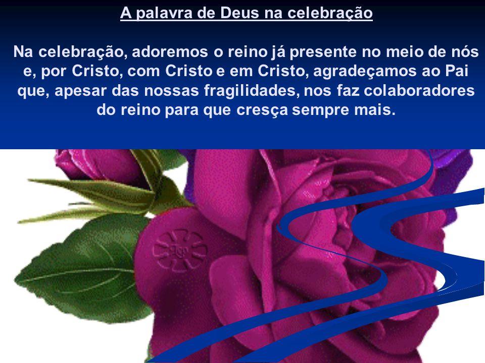 Atualizando O próprio Cristo é a semente plantada na terra, que morreu para dar frutos de vida e salvação. E o Espírito, que age na Igreja, continua a