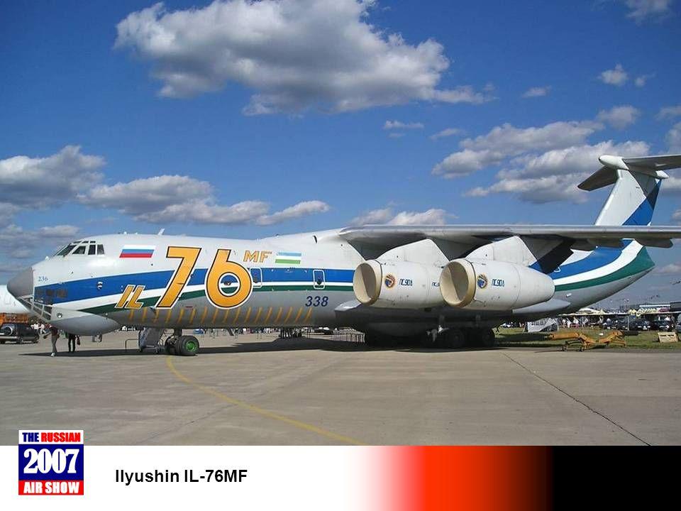 Ilyushin IL-76MF