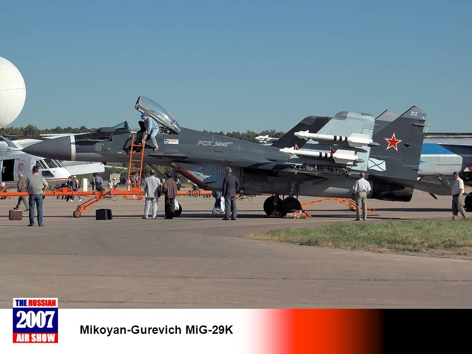 Mikoyan-Gurevich MiG-29K