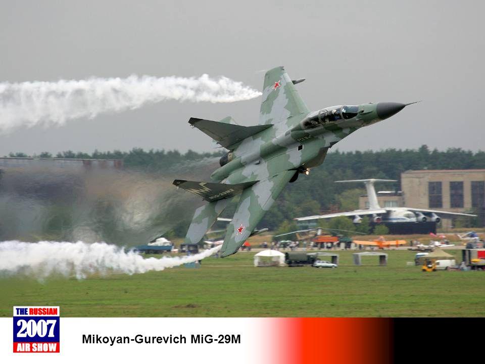 Mikoyan-Gurevich MiG-29M