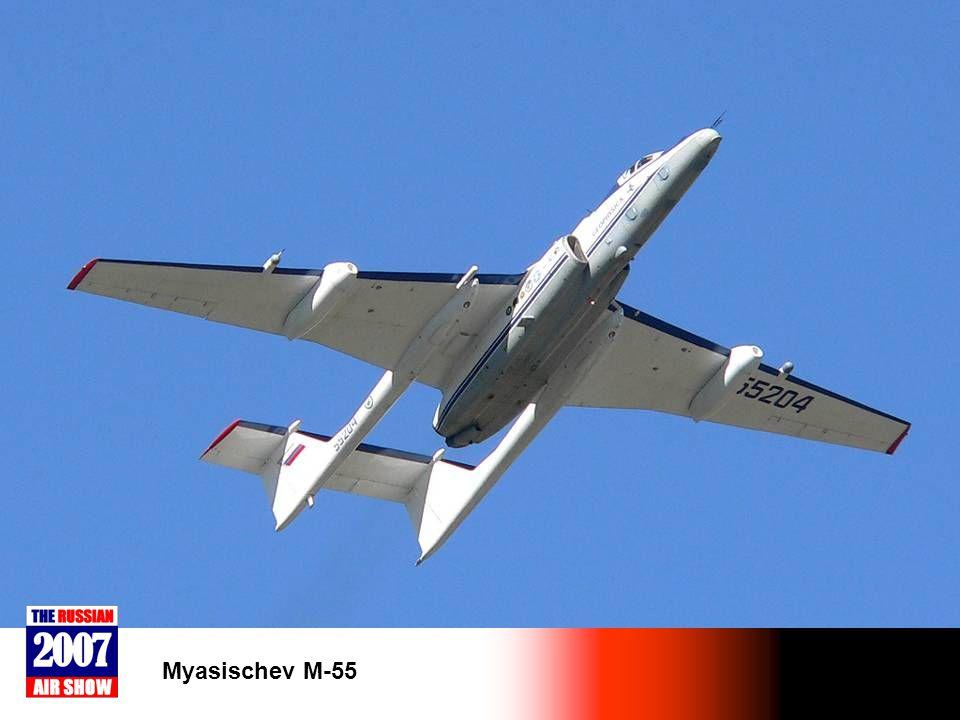 Myasischev M-55