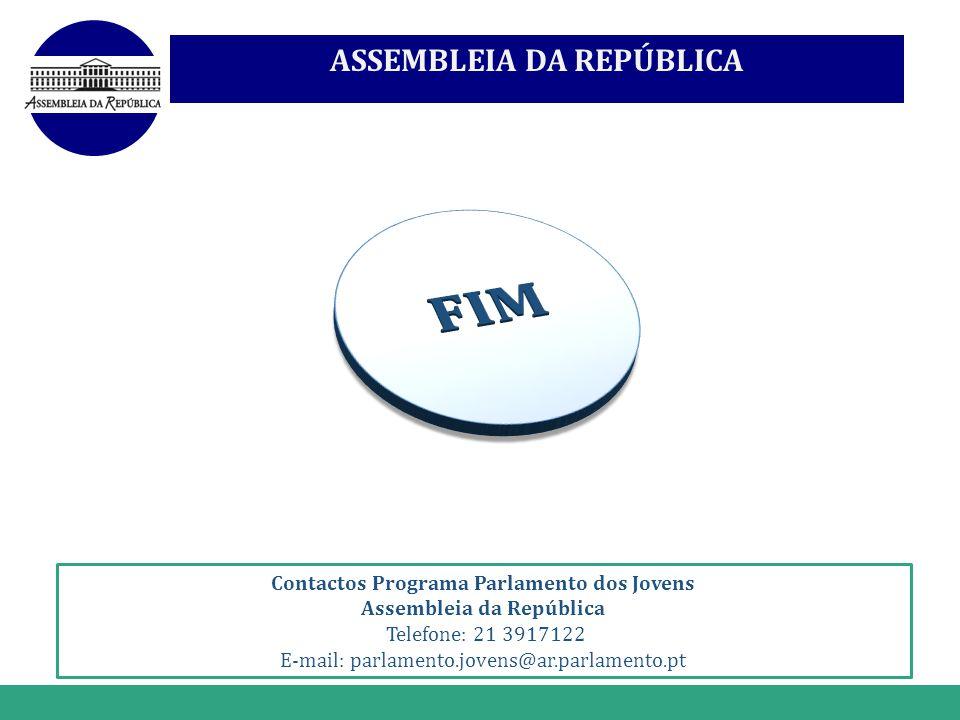 www.themegallery.com ASSEMBLEIA DA REPÚBLICA Contactos Programa Parlamento dos Jovens Assembleia da República Telefone: 21 3917122 E-mail: parlamento.