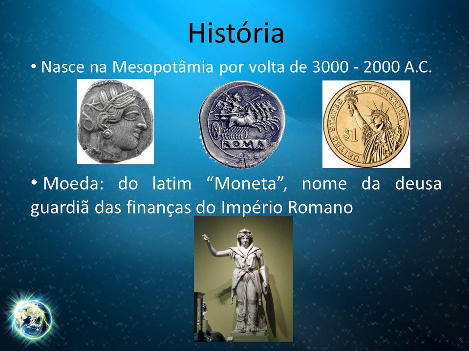 História Nasce na Mesopotâmia por volta de 3000 - 2000 A.C.