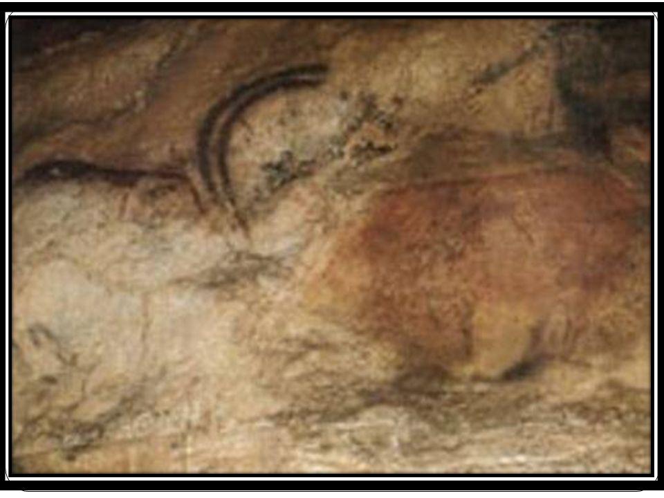 Arte rupestre se aperfeiçoa e as representações ganham novos destaques.