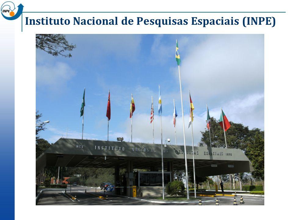 Centro de referência do Brasil no campo das atividades espaciais e suas aplicações.