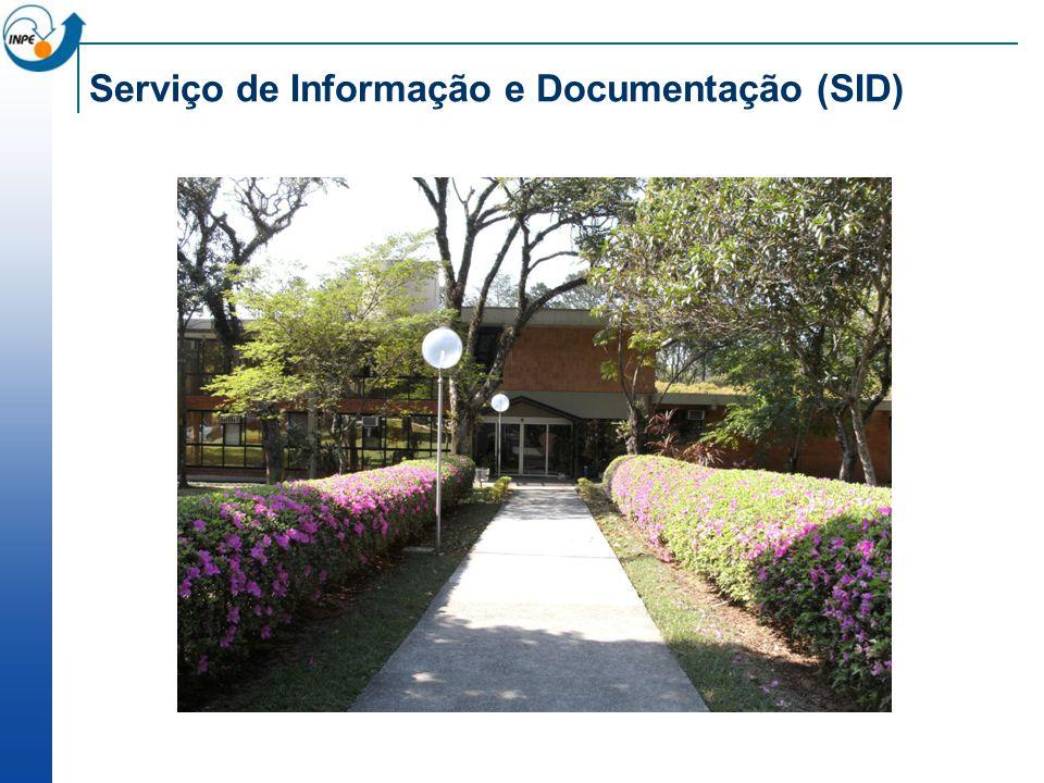 Possui um dos principais acervos na área da Ciência Espacial no Brasil.