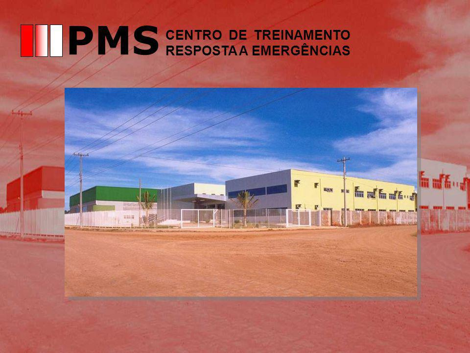 NOSSAS INSTALAÇÕES Centro de Atend.a Emergências Auditório Centro de Recarga e Manut.